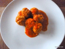Turkey Polpette