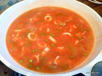and the tomato passata